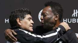 Maradona celebra el cumpleaños de Pelé en redes sociales