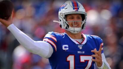 Bills firman extensión con Josh Allen por 6 años