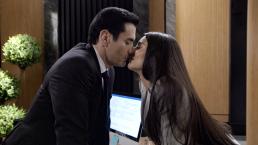 C18: Ricardo y Alejandra se dan su primer beso