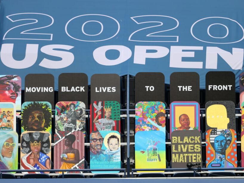 2020 US Open - Day 1