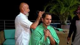 ¡Pura envidia! Radamés rapa a Adrián para robarle su pelo