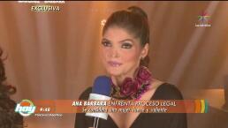 Ana Bárbara nos dice cómo salió adelante del fraude en el que perdió su patrimonio