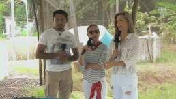 Montse & Joe organizan pijamada con concursantes de La Flor de Tabasco y cuentan sus secretos