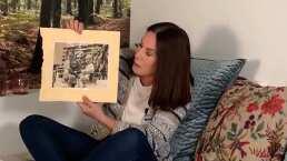 Estas son las fotos nunca antes vistas de Gloria Calzada y su familia