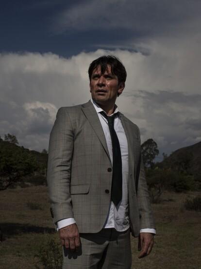 Uno de los momentos más impactantes del final de 'Te doy la vida' es cuando 'Ernesto', personaje interpretado por Jorge Salinas, se pierde en el desierto.