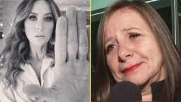 Geraldine Bazán le pone un alto a su madre y le pide más discreción en sus comentarios