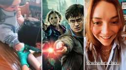 Regina Blandón se tatúa en honor a Harry Potter y lo presume en redes sociales