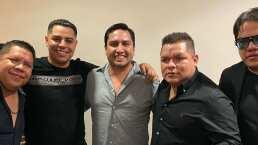 Julión Álvarez y Grupo Firme encantan con palomazo en concierto