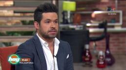 """Eleazar Gómez revela: """"Jamás he sido violento"""""""
