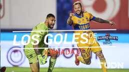 La Liga BBVA MX se enciende con los goles de la J-7