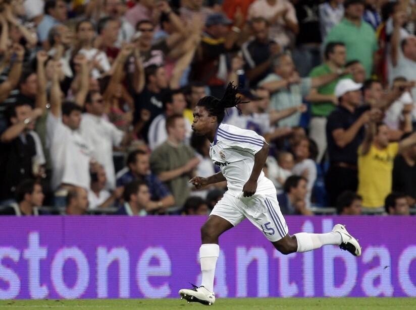 SuperCup 2nd Leg Real Madrid v Sevilla