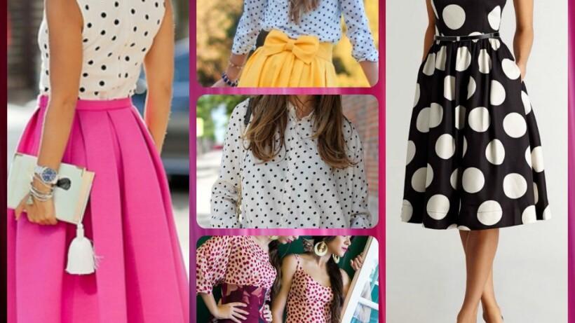Moda: ¡Los puntos están de regreso, aprende a usarlos! 19 agosto 2016