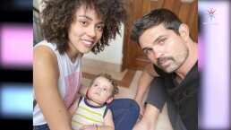 Ferdinando Valencia comparte si apoyará a su hijo Tadeo si desea ser actor