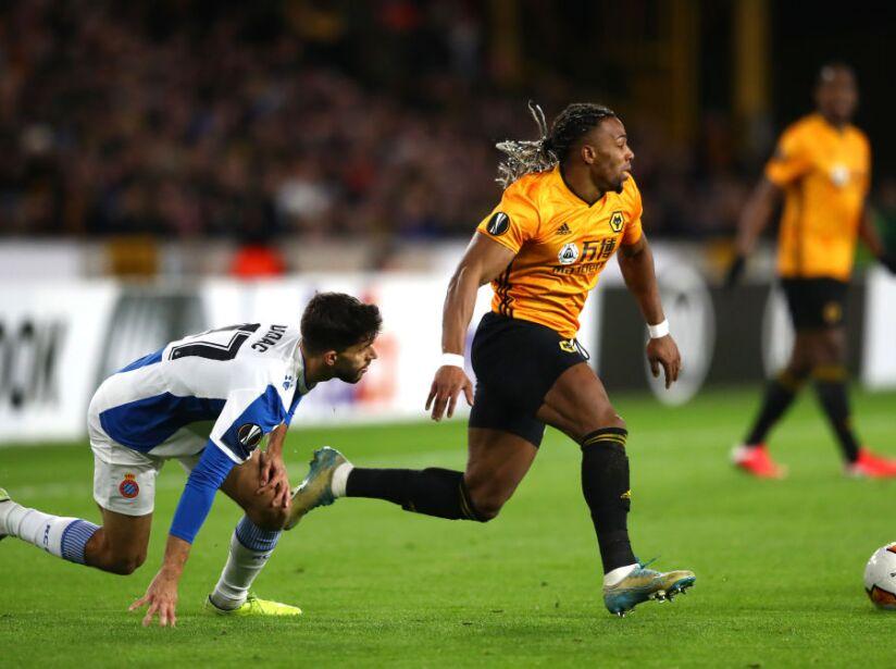 Wolverhampton Wanderers v Espanyol Barcelona - UEFA Europa League Round of 32: First Leg