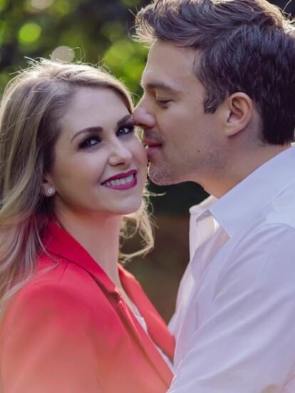 El 12 de marzo de 2020, Ingrid Martz utilizó su cuenta de Instagram para dedicarle un emotivo mensaje a su esposo, el fotógrafo Rodrigo Luque, con quien cumplió 3 años de casada.