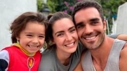 A Ariadne Díaz le gustó la 'uniceja' que se hizo Marcus Ornellas: 'Andas muy guapo'