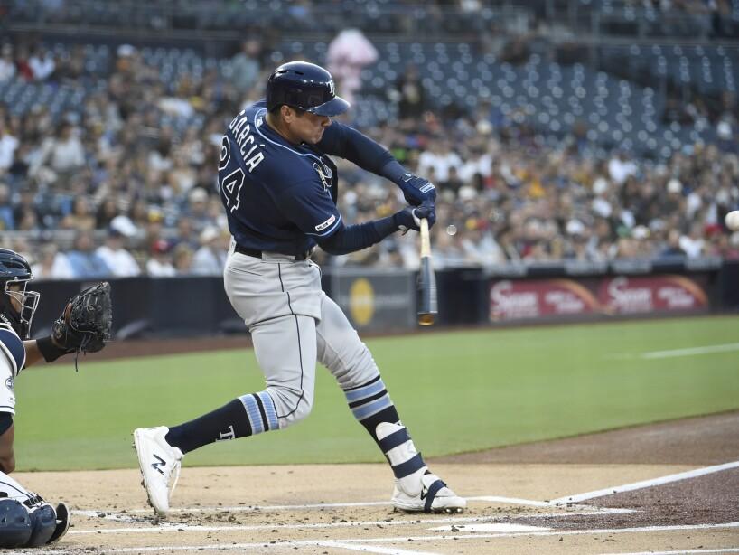 Tampa Bay Rays v San Diego Padres