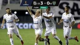 Libertadores al ritmo de samba: Santos vs. Palmeiras