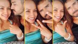 Jessica Díaz revela en divertido test que José Ron fue el primero en dar un beso y decir te amo