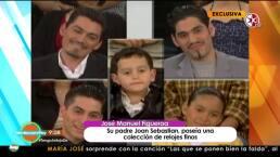 José Manuel Figueroa nos confesó el gusto de su padre por piezas de alta relojería