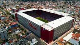El estadio del Toluca será centro de vacunación