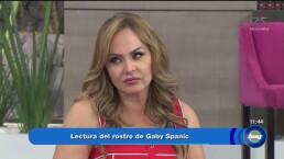 Lectura de rostro a Gaby Spanic