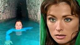 Lety Calderón cautiva con su profunda mirada y hace recordar a sus fans cuando protagonizó 'Esmeralda'