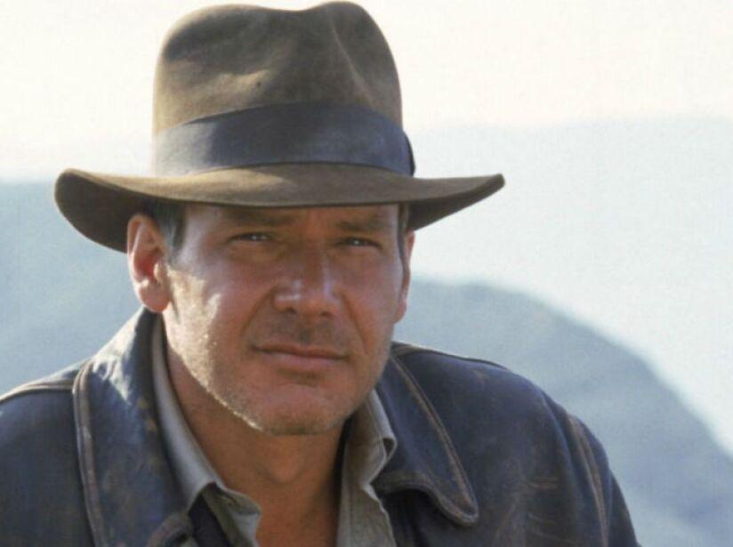 Harrison Ford, nacido en Chicago el 13 de julio de 1942, se consagró como Indiana Jones, ¡nada más que agregar!