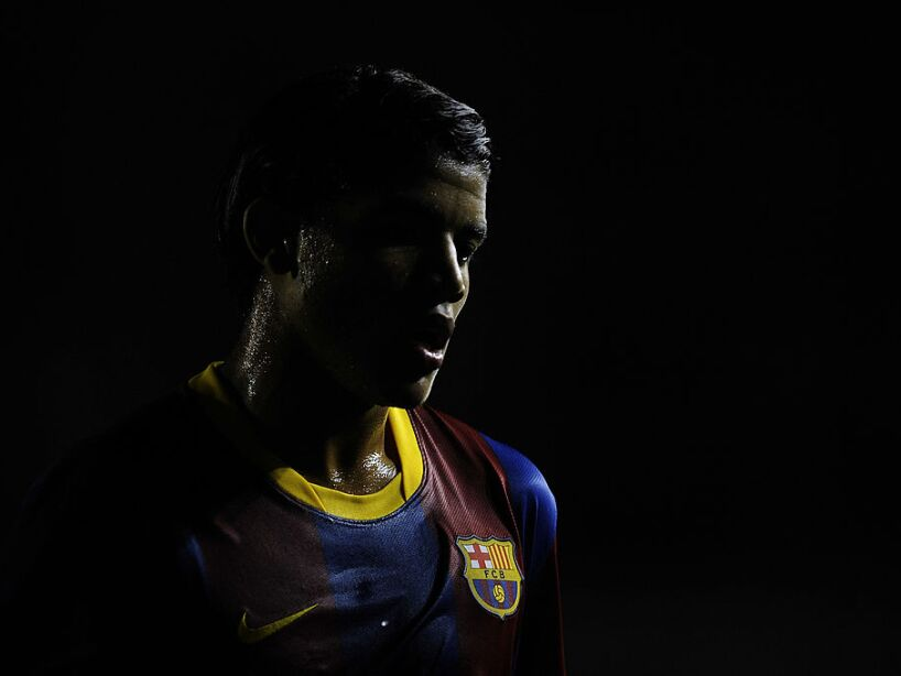 FC Barcelona B v Girona - Liga Adelante