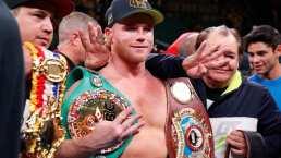 WBC crea título especial para pelea de 'Canelo' ante Saunders