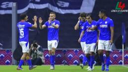 Cruz Azul y su cambio radical en una semana en la Liga BBVA MX