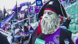 De esta forma ha crecido la afición del Mazatlán FC