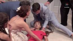 Detrás de cámaras: La muerte de Juana Victoria