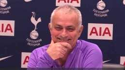 Mourinho anticipa sequía de títulos del Tottenham