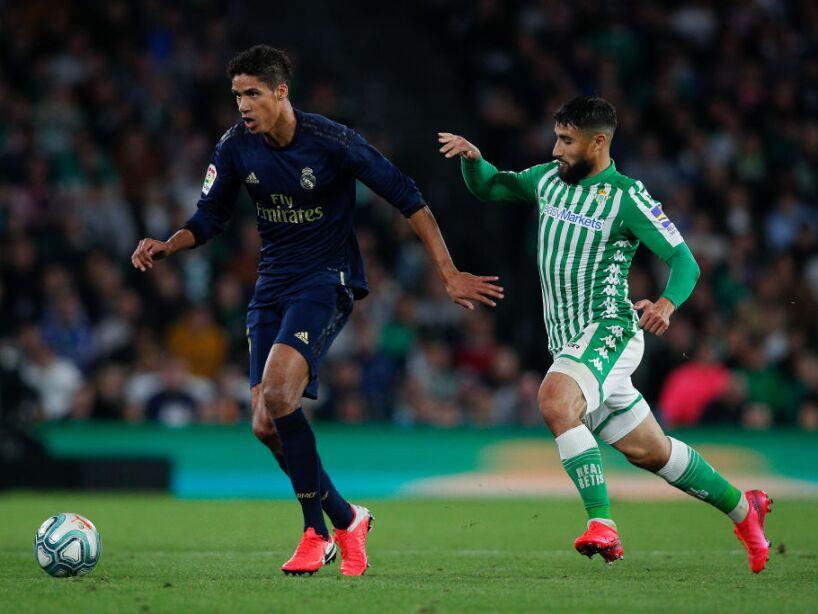Real Betis Balompie v Real Madrid CF - La Liga