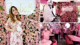 Sherlyn comparte con gran alegría la reapertura de Isabella Café