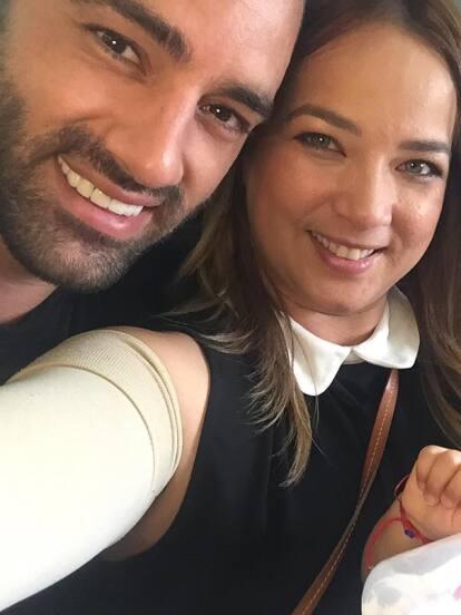 Alaïa, la hija de Adamari López y Toni Costa, conquista Instagram con sus tiernos ojos
