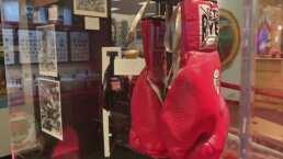 Recorrido por el emblemático Salón de la Fama del Boxeo en Nevada