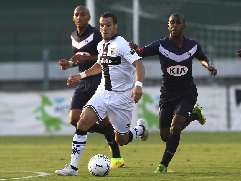 Parma FC, US Avellino, FC Girondins de Bordeaux - Preseason Tournament
