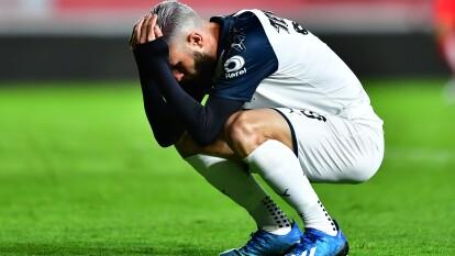 La escuadra de Monterrey sufre porque es el equipo que ha tenido el peor inicio de la historia tras ser campeón en el torneo de Apertura 2019. Hasta el día de hoy tiene seis puntos.