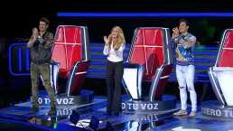 Revive los mejores momentos del programa 4 de audiciones en La Voz Kids