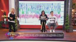 Ex de Frida Sofía se somete a un detector de mentiras y se revela si tuvo un romance con Alejandra Guzmán