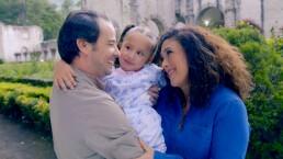 Mónica tiene una familia con Iñaki
