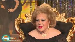 Doña Silvia Pinal, con serie de TV en puerta