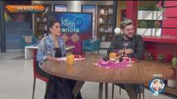 Galilea Montijo y Paul Stanley demuestran lo bien que se llevan sin estar frente a las cámaras de 'Hoy'
