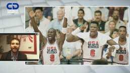 A 28 años de la medalla del 'Dream Team' en Barcelona 1992