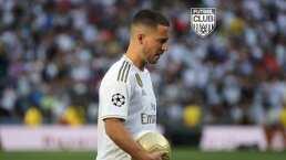 ¡Malas noticias en el Real Madrid! Hazard estará más semanas de baja