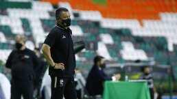 Nacho Ambriz lamenta haber dejado ir la ventaja en casa