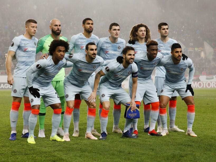 Vidi FC v Chelsea FC - UEFA Europa League - Group L