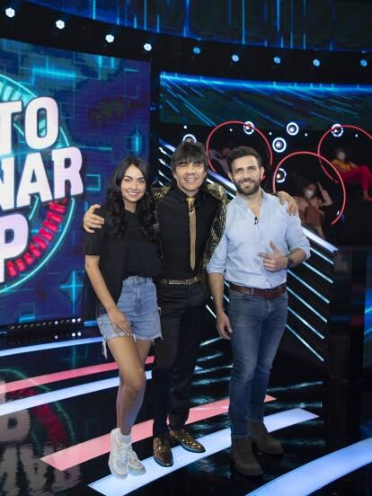 Claudia Martín regresó a la pantalla de Las Estrellas como invitada especial de Minuto para Ganar VIP en compañía de Carlos Ferro. A continuación, te presentamos en imágenes, los mejores momentos del programa.